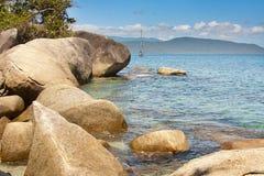 Fitzory海岛0063 库存照片