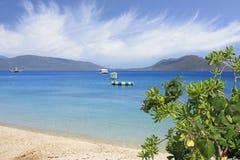 Fitzory海岛0023 图库摄影