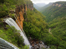 Fitzroy Falls Balcony View Stock Photos