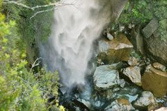 Fitzroy Falls Royalty Free Stock Photos