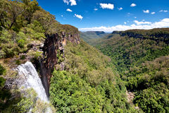 Fitzroy Falls, New South Wales, Australia Royalty Free Stock Images