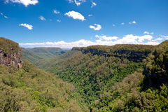 Fitzroy Falls, New South Wales, Australia Royalty Free Stock Photo