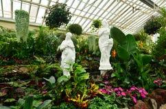 Fitzroy Gardens - Melbourne Stock Photography