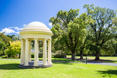 Fitzroy Gardens Stock Image