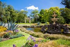 Fitzroy ogródy Zdjęcia Stock