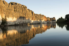 The Fitzroy river Stock Photo