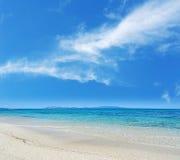 Fiuma Santo beach Royalty Free Stock Images