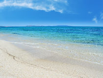 Fiuma Santo beach Stock Image