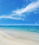 Fiuma Santo beach Royalty Free Stock Photos