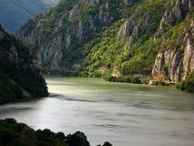 Fiume Danubio Immagini Stock