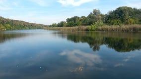 Fiume Danubio Fotografia Stock Libera da Diritti