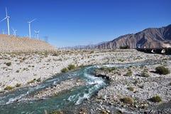 Fiume del canyon di Whitewater Fotografie Stock Libere da Diritti