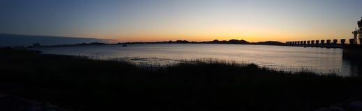 fiume della natura immagini stock
