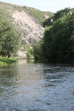 fiume della natura Immagini Stock Libere da Diritti