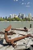 Fiume di Brisbane Fotografia Stock Libera da Diritti