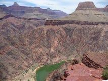Fiume di colorado del grande canyon Fotografie Stock