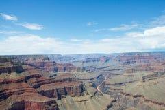 Fiume di colorado in grande canyon fotografia stock libera da diritti