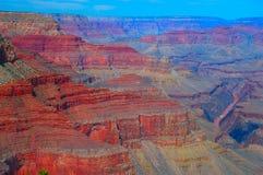 Fiume di colorado in grande canyon fotografia stock