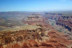 Fiume di colorado - grande canyon Fotografia Stock Libera da Diritti