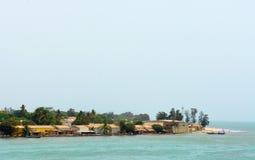 Fiume di Lagos Immagine Stock Libera da Diritti