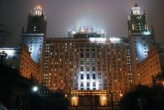 Fiume di Mosca Immagini Stock Libere da Diritti