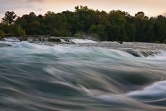 Fiume di Niagara fotografie stock libere da diritti