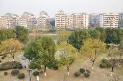 Fiume di Qinghuai Fotografie Stock