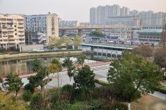 Fiume di Qinghuai Fotografia Stock