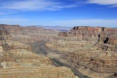 Fiume di serpente e del grande canyon Immagine Stock Libera da Diritti