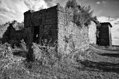 Fiume di Tagliamento in Italia immagini stock libere da diritti