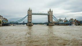 Fiume di Tamigi, Londra immagine stock libera da diritti