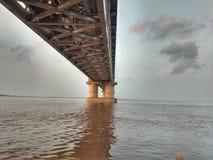 Fiume Ganga immagine stock libera da diritti