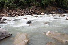 Fiume Ganges Ganga Fotografia Stock