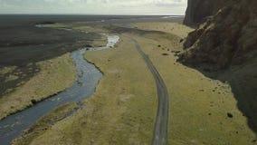 Fiume in Islanda archivi video