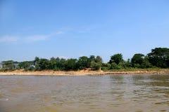 Fiume Mekong Fotografie Stock Libere da Diritti