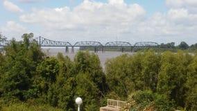 Fiume Mississippi fotografia stock libera da diritti
