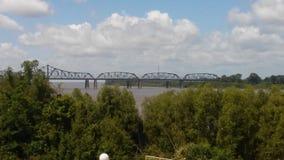 Fiume Mississippi immagini stock libere da diritti
