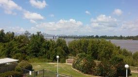 Fiume Mississippi immagine stock