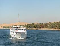 Fiume Nilo Fotografia Stock