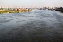 Fiume Nilo Immagini Stock Libere da Diritti