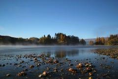 Fiume Nuova Zelanda di Clutha fotografia stock libera da diritti