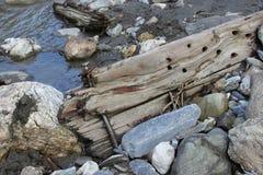 Fiume Salisburgo dell'Austria Immagine Stock