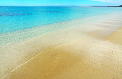 Fiume Santo on a clear day Royalty Free Stock Photo