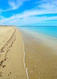 Fiume Santo shoreline Royalty Free Stock Photography
