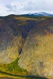 Fiumi della montagna Fotografia Stock Libera da Diritti