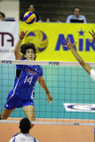 FIVB BOYS YOUTH VOLLEYBALL WORLD CHAMPIONSHIP Stock Images
