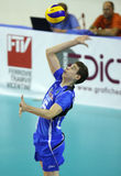 FIVB BOYS YOUTH VOLLEYBALL WORLD CHAMPIONSHIP Stock Photography