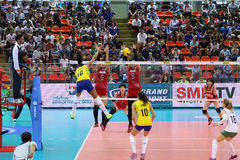 2015 FIVB-de Grand Prix van de Volleyballwereld Stock Foto's
