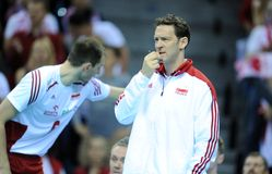 FIVB Poland Brasil Volleyball Stock Image