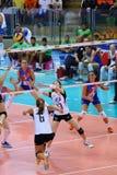 2015 FIVB-Volleyball-Welt Grandprix Stockbilder